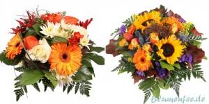 Blumenfee Gewinnersträuße