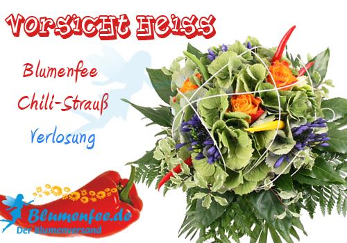 Scharfe Blumen für heiße Momente