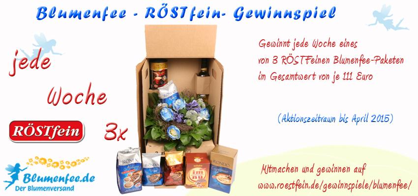 Gewinnt jede Woche eines von drei Verwöhnpaketen im Wert von 111 Euro.
