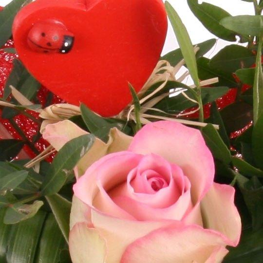 valentins blumen verschicken