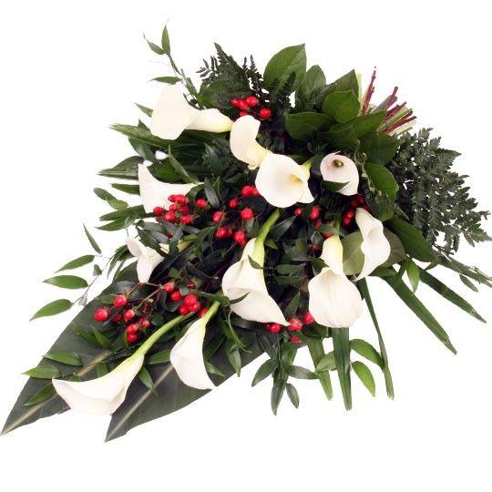 7a56f21087a66f Trauerstrauß / Grabstrauß –Trauer- Blumen online verschicken auf  www.blumenfee.de