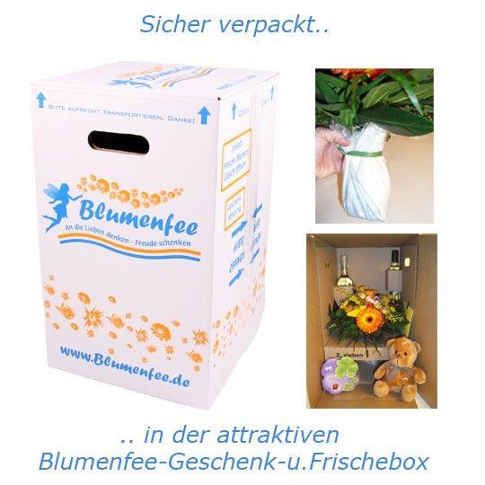 blumenstrau mit schokolade blumen online deutschlandweit versenden mit dem. Black Bedroom Furniture Sets. Home Design Ideas