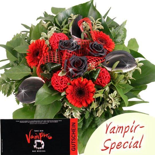 vampirstrau mit musical gutschein f r tanz der vampire online bestellen und versenden. Black Bedroom Furniture Sets. Home Design Ideas