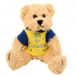 Teddy mit Shirt - Kuschelbär