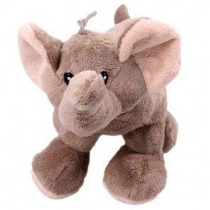 Plüsch-Elefant als Ergänzung zu Ihrem Blumenstrauß - online bestellen auf blumenfee.de