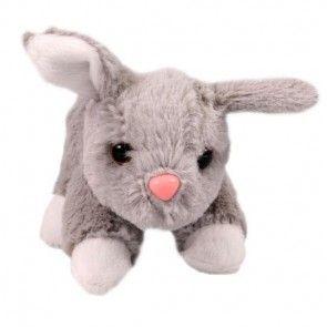 Plüsch-Hase als Ergänzung zu Ihrem Blumenstrauß - online bestellen auf blumenfee.de