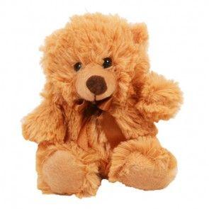 Teddy Super Soft - eine super kuschlige Ergänzung zu Ihrem Blumenstrauß.
