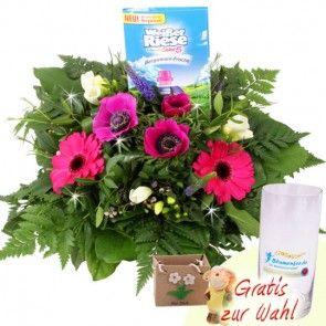Bergwiesen Frische Blumenfee-Weisser Riese Special online verschicken