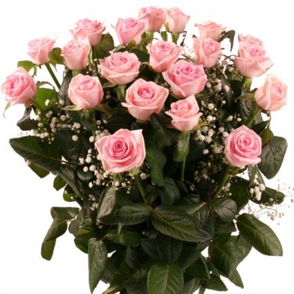 """Blumenstrauß """"Sehnsucht"""" mit 3 Gratiszugaben Ihrer Wahl – Blumen online verschicken auf www.blumenfee.de"""