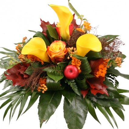 Herbstspecial im Blumenfee Blumenversand online bestellen - Wählen Sie Ihre Gratiszugabe selbst