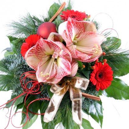 Blumenstrauß Lichterglanz mit Gratiszugabe Ihrer Wahl – Blumen online deutschlandweit verschenken  mit www.blumenfee.de - dem Blumenversand
