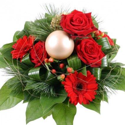 Blumenstrauß Zauberglanz mit Gratiszugabe Ihrer Wahl – Blumen online deutschlandweit verschenken  mit www.blumenfee.de - dem Blumenversand