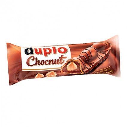 Ferrero Duplo Chocnut - Drei mal die ganze Nuss