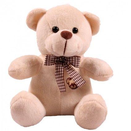 Teddybär - Bruno als Ergänzung zu Ihrem Blumenstrauß - online bestellen auf blumenfee.de