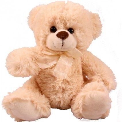 Teddybär Bärli - die kuschelige Ergänzung zu Ihrem Blumenstrauß - online bestellen bei Blumenfee.de