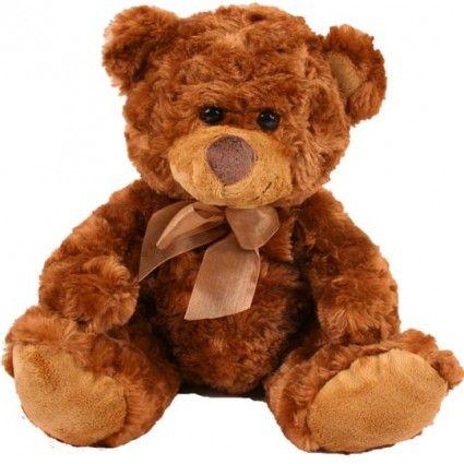 Teddybär Tedeborus - die kuschelige Ergänzung zu Ihrem Blumenstrauß online versenden