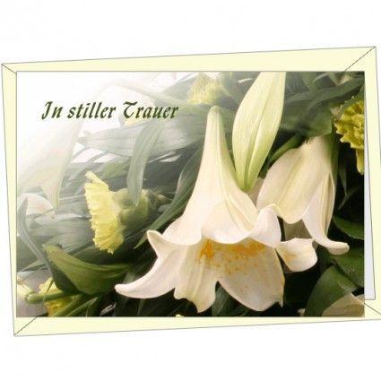 Hochwertige Motivgrußkarte als Ergänzung zu Ihren Blumenstrauß online verschicken mit dem Blumenfee Blumenversand.