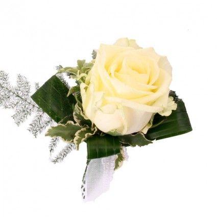 Anstecker (Hochzeit)  für den Herr / Mann - passend zum Brautstrauß online bestellen