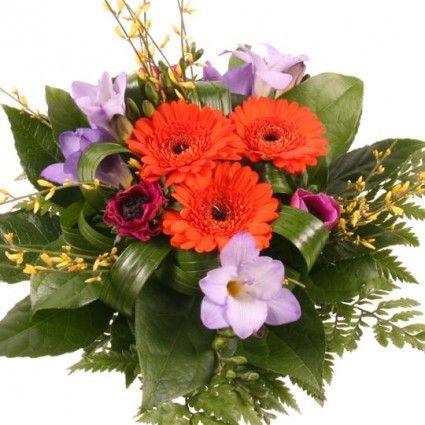 Blumenstrauß Frühlingsgarten mit Gratiszugabe Ihrer Wahl – Blumen online deutschlandweit versenden  mit www.blumenfee.de - dem Blumenversand