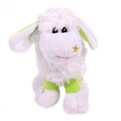 Plüsch-Schaf - die kuschelige Ergänzung zu Ihrem Blumenstrauß - online bestellen bei Blumenfee.de