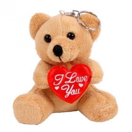 Teddy-Anhänger als Ergänzung zu Ihrem Blumenstrauß - online bestellen auf blumenfee.de