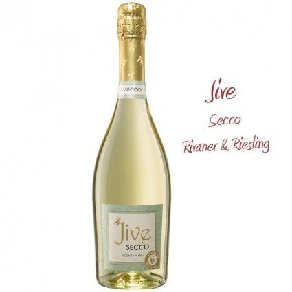 Jive Secco Rebsorten Rivaner und Riesling online bestellen