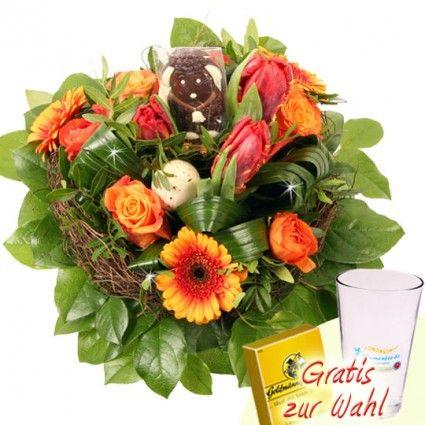 Oster Schoko-Flower Blumenfee Specials online verschicken - gut und günstig mit dem Testsieger Blumenfee