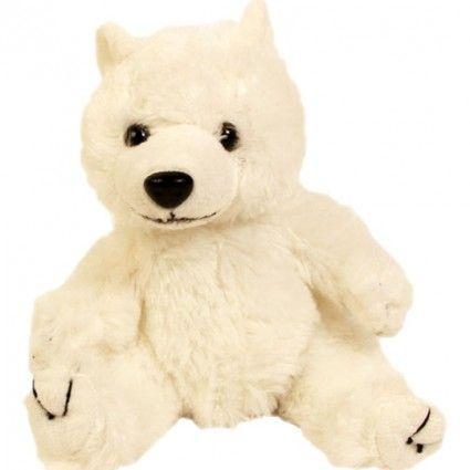 Teddybär in weiß - Super süß wie ein Eisbär