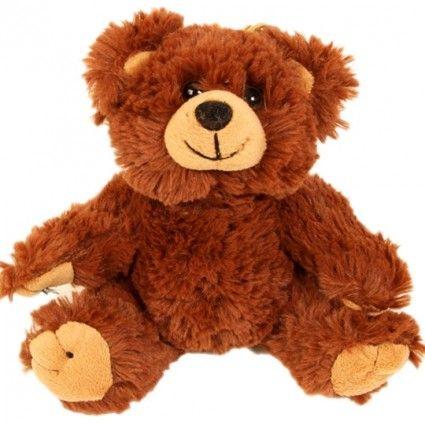 Teddybär Brummi als Ergänzung zu Ihrem Blumenstrauß - online bestellen auf blumenfee.de