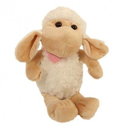 Plüsch-Schaf als Ergänzung zu Ihrem Blumenstrauß - online bestellen auf blumenfee.de
