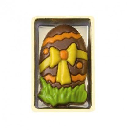 Halloren Schokolade - Oster-Relief Oster-Ei