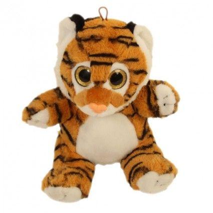 Plüsch Tiger als Ergänzung zu Ihrem Blumenstrauß - online bestellen auf blumenfee.de