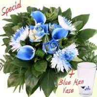 Blumenstrauß - Blue Man Group Special