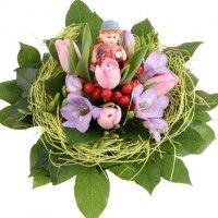 Little Girl - Blumen zur Geburt