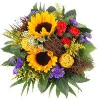 Special Summertime plus - Sonnenblumen und Rosen