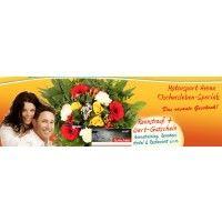 Blumen und Wert-Gutschein