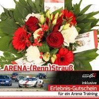 Blumen und Arena Training