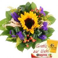 Blumenstrauß 'Strahlende Sonne'-Blumen online günstig