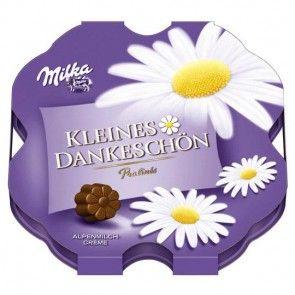 Milka Schokolade als Ergänzung zu Ihrem Blumenstrauß - machen Sie Ihren Lieben eine ganz besondere Freude!