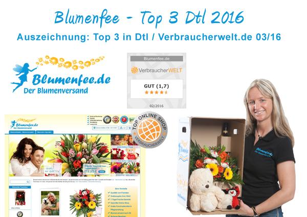 Blumenfee Top Shop Verbraucherwelt